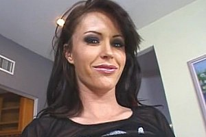 Brunette bitch Jenna Presley fucking und Squirting